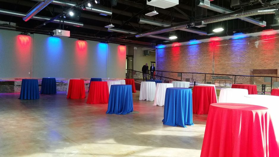 The Pavilion At Iwerx Best Wedding Reception Location In Kansas City