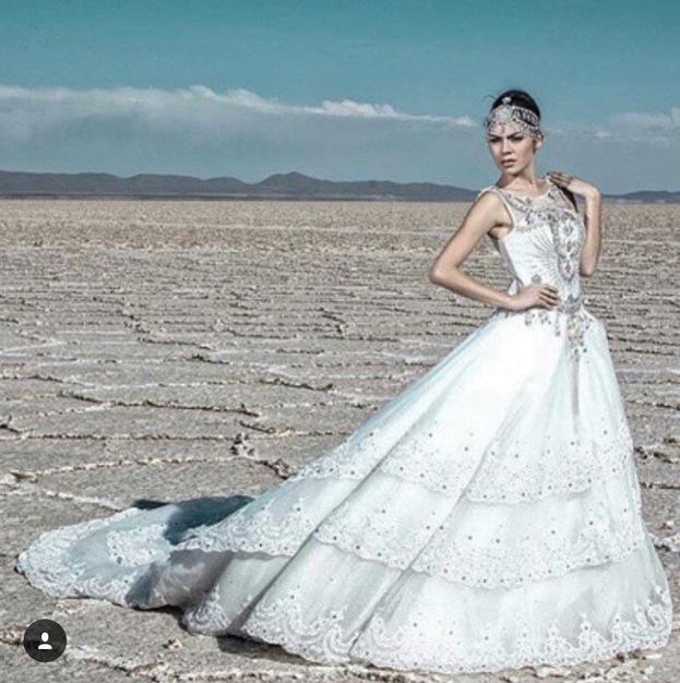 Vanessa alfaro wedding dresses designer best wedding for Amazon designer wedding dresses