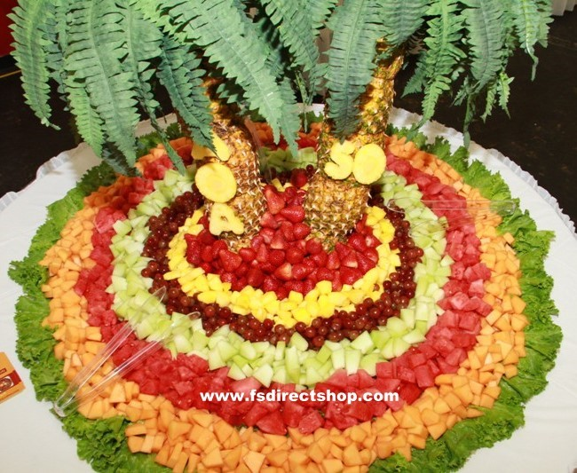 Fs Snacks Fruit Arrangements Best Wedding Caterers In