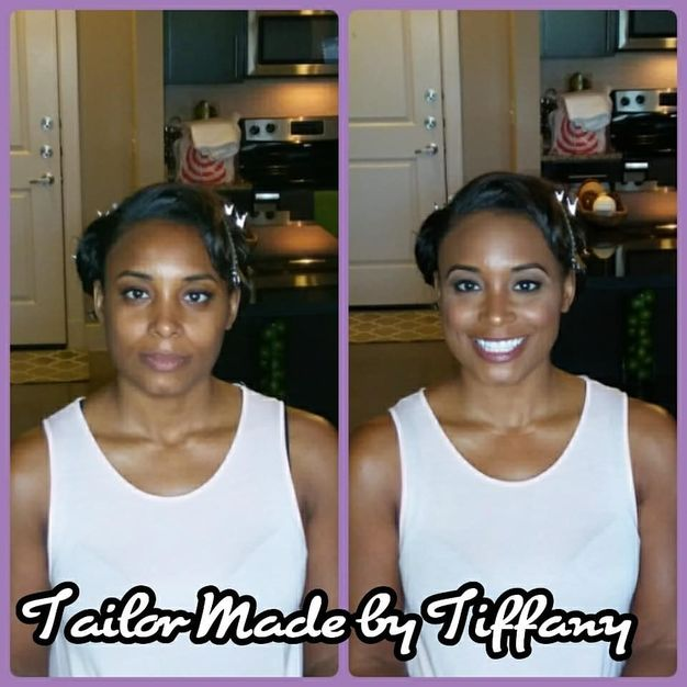 Make-up / Hair Stylists in Fort Worth - Tailor Made by Tiffany
