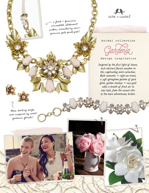 Jewelry in San Jose - Chloe + Isabel by Denise