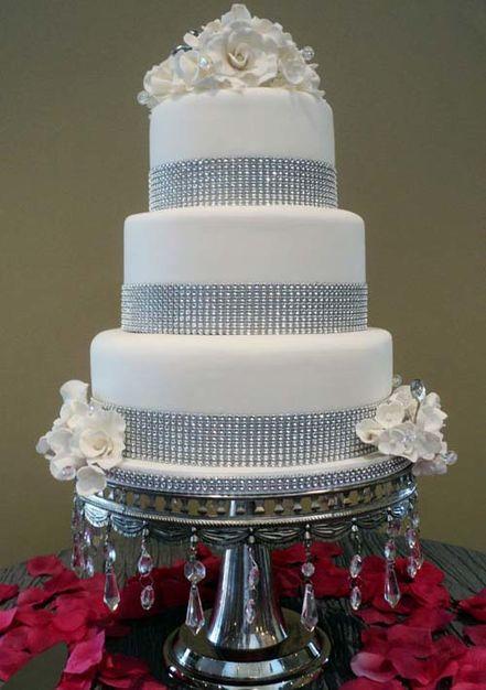 Cake in Whitestone - Pixie Creations