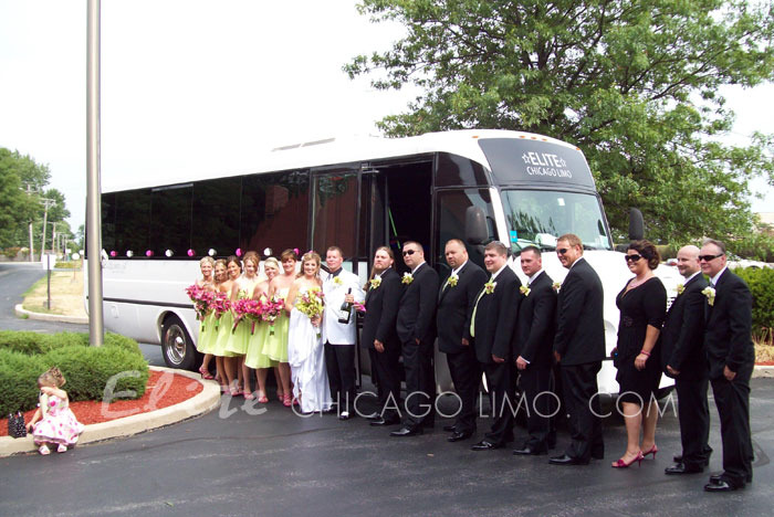 Transportation in Chicago - Elite Chicago Limo
