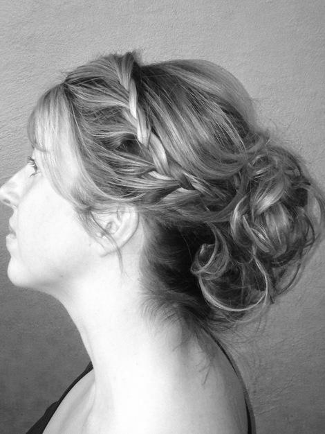 Make-up / Hair Stylists in Santa Cruz - Nomadic Stylist.  Mobile salon services by Meghan Elisabeth