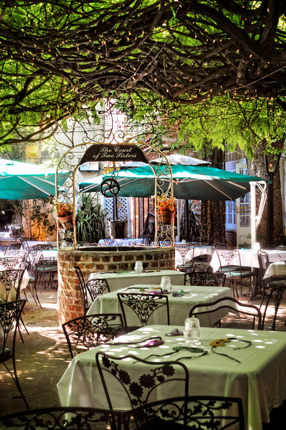 Court of two sisters best wedding reception location in for Best private dining rooms new orleans