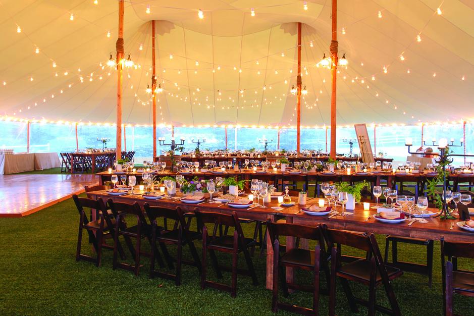 Sperry Tents Greenwich Best Wedding Reception Location In Norwalk