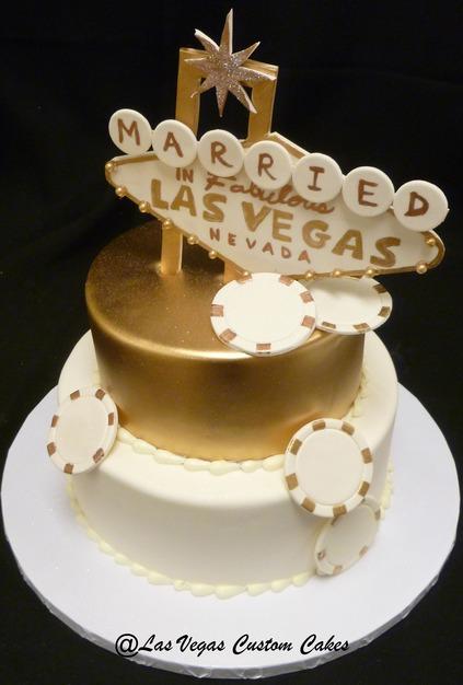 Cake In Las Vegas