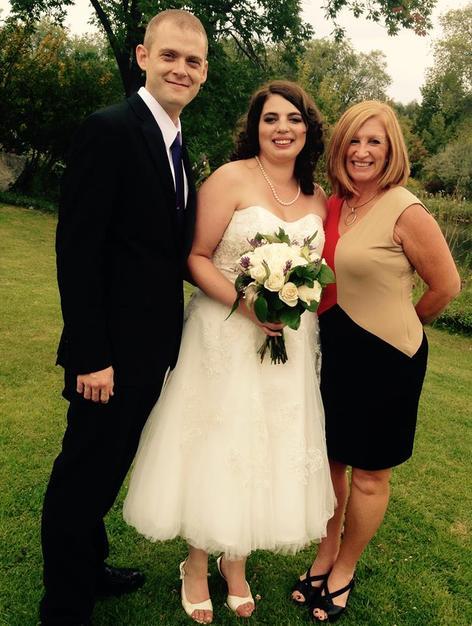 Officiants in Boise - Pauline Downey / ArborVine Weddings