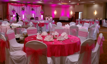 Lighting wedding ideas and inspiration for Table 52 schaumburg