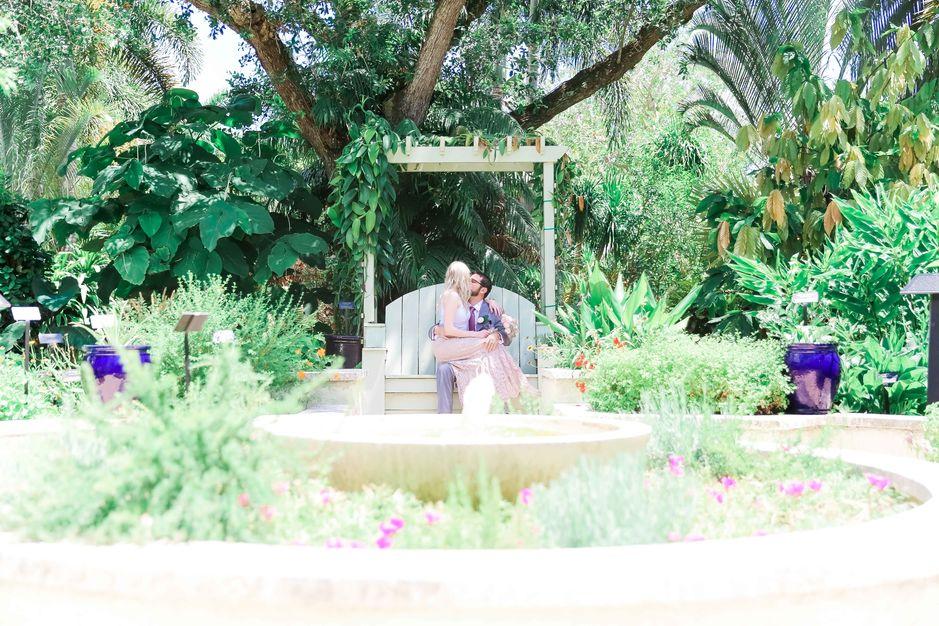 Mounts Botanical Garden - Best Wedding Reception Location Venue In West Palm Beach