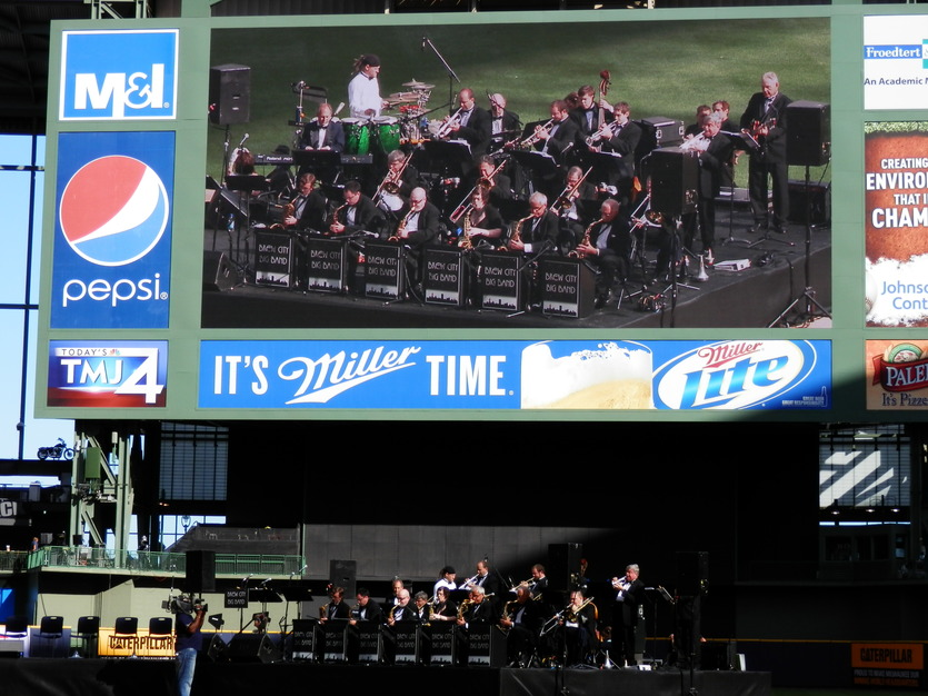Musicians in Milwaukee - Brew City Big Band
