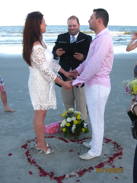Officiants in Hilton Head Island - A Wedding By The Sea
