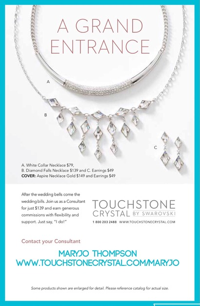Jewelry in Kansas City - Touchstone Crystal by Swarovski