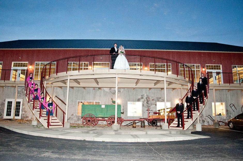 the silo best wedding reception location venue in allegan