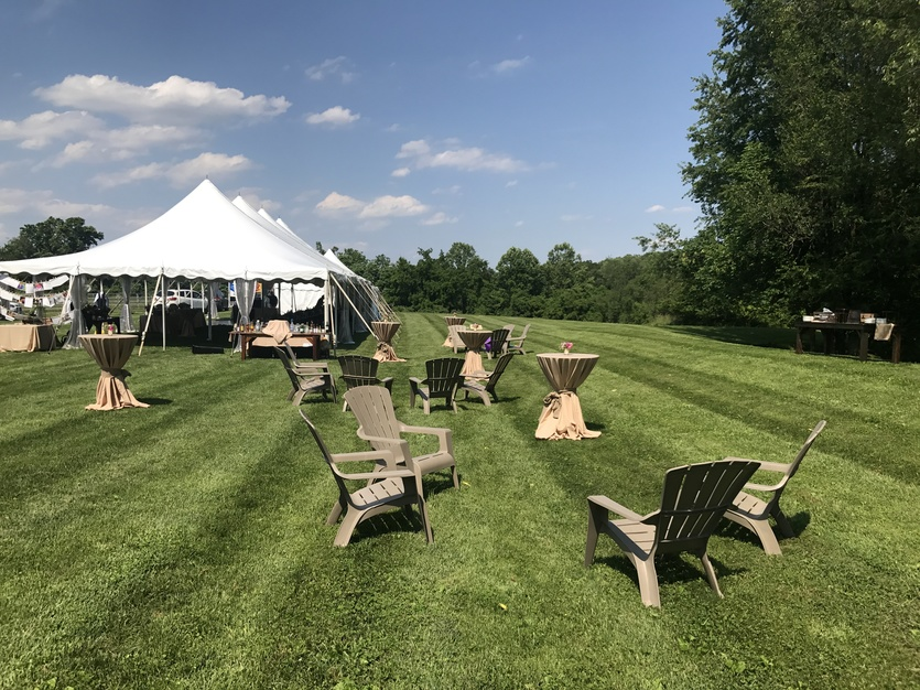 Reception Location in West Chester - Thornbury Farm