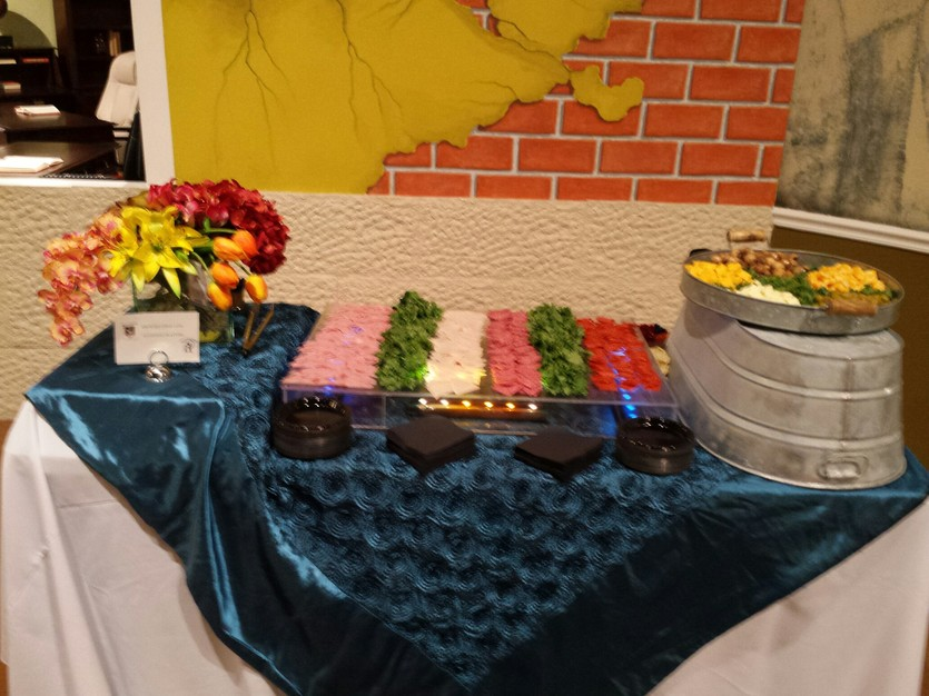 Caterers in Homestead - The Dancing Palate Inc.