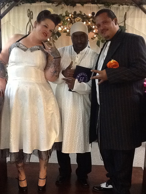Officiants in Los Angeles - Minister Pato Banton