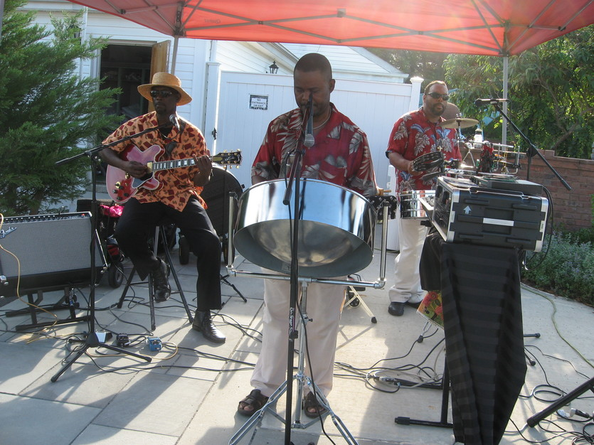 Musicians in West Haven - CARIBBEAN VIBE STEEL DRUM BAND