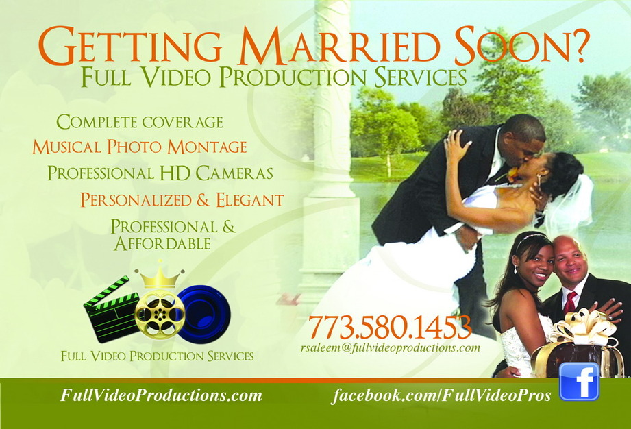 Videographers in Chicago - Full video Production Services