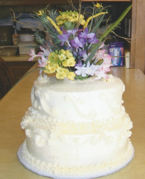 Best Wedding Cake in Athens - Cake Art Creations By Jane