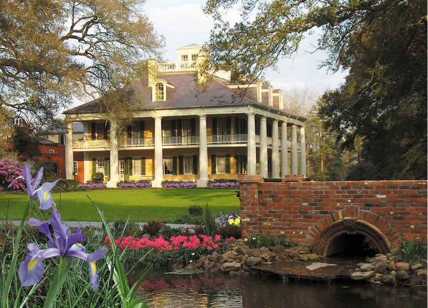 houmas house plantation and gardens best wedding reception location in darrow