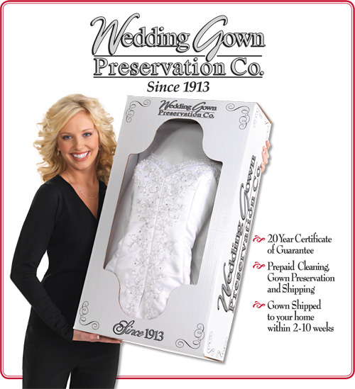 Wedding Gown Preservation Kit: Best Wedding Dress & Apparel