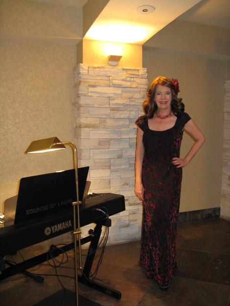 Musicians in Fort Worth - SOUNDS OF LAURA:   GREAT PIANO MUSIC