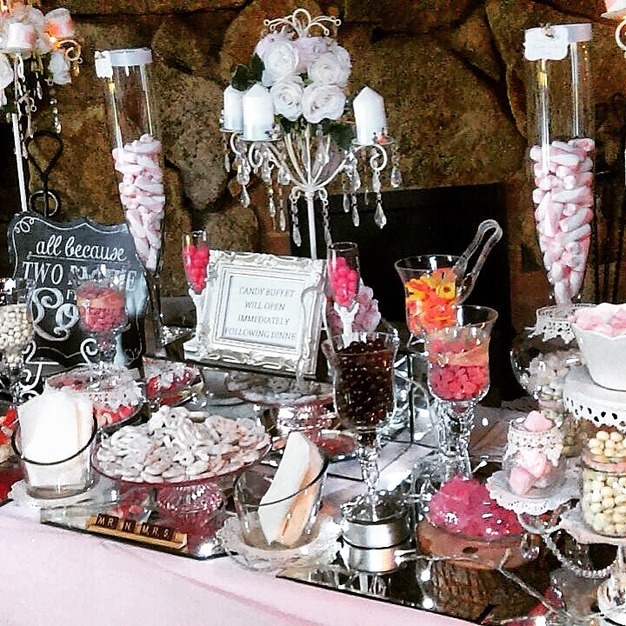 san diego candy buffets