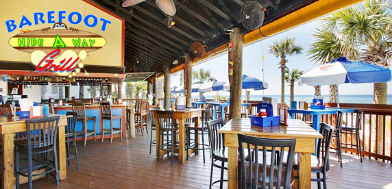 Reception Location in Panama City Beach - By The Sea Resorts