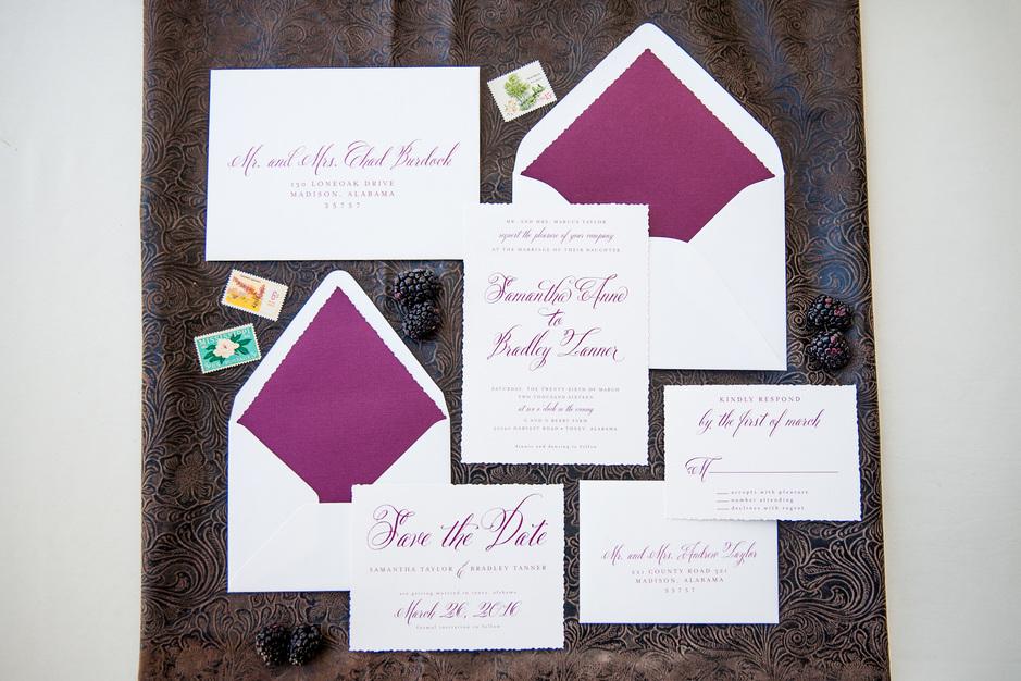 Fine Stationery Wedding Invitations: Best Wedding Custom Invites