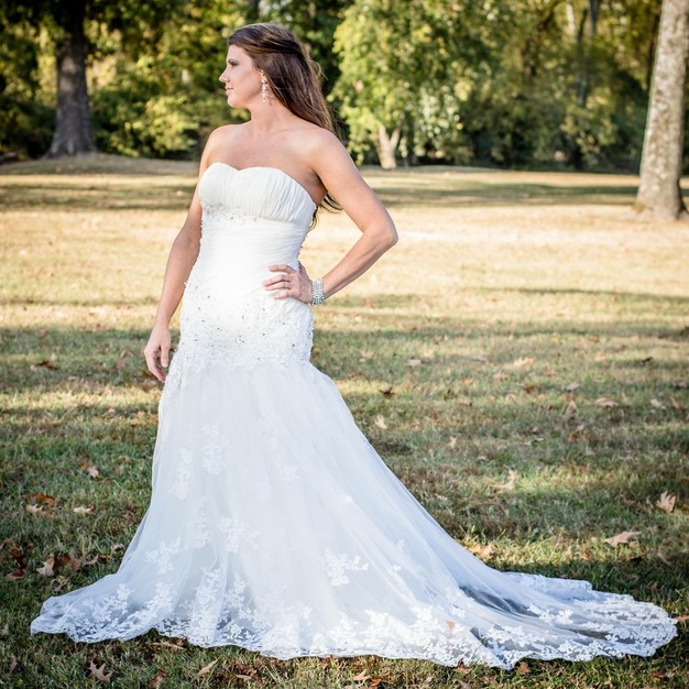 Wedding Gown Resale: Ruffles & Lace, A Bridal Consignment Shop