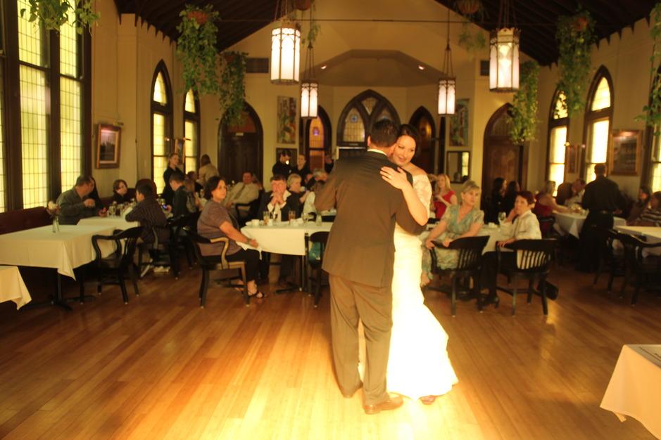 Redemption Restaurant Best Wedding Reception Location