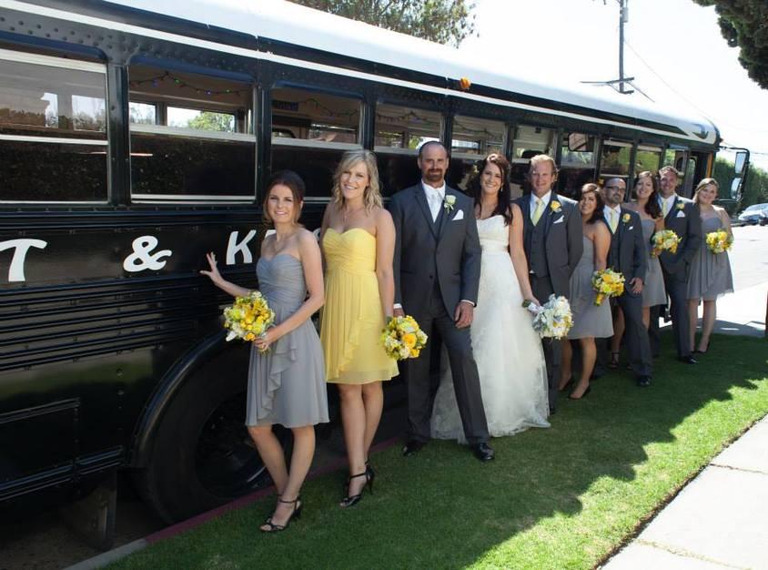 Transportation in Santa Barbara - Jump On The School Bus