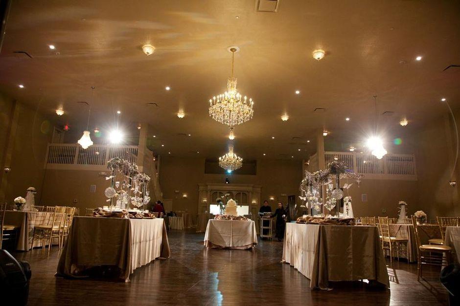 Dallas Palms Best Wedding Reception Location Venue In Carrollton