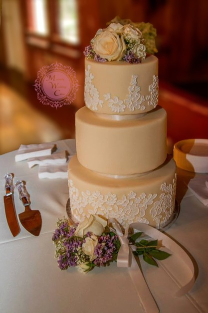Brunswick Maine Wedding Cakes