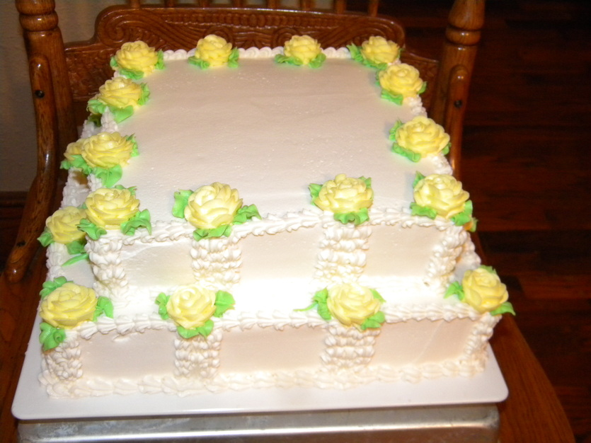 Cakes By Shauna - Best Wedding Cake in Topeka