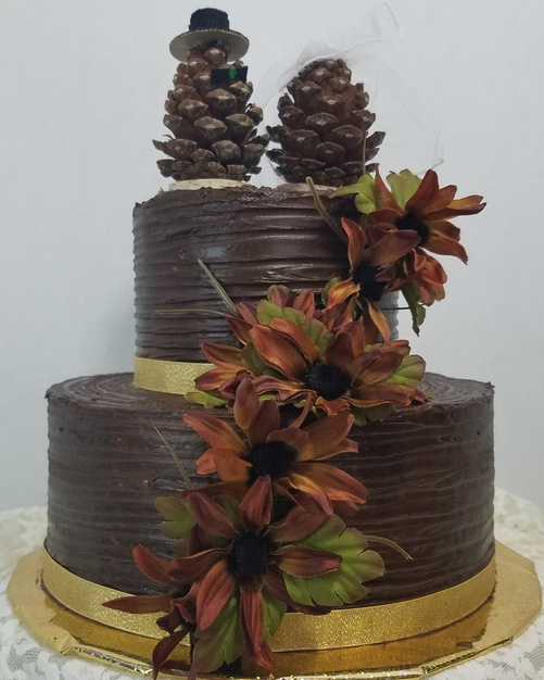 Cake in Peoria - Silver Rose Bakery