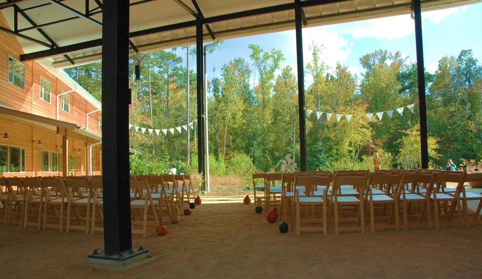 reception location in chapel hill north carolina botanical garden - Garden Ideas North Carolina