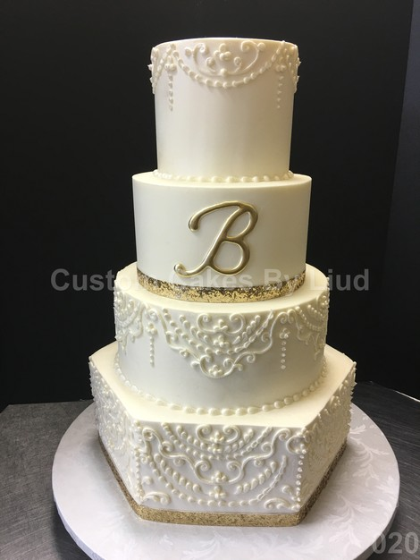 Cake in Roswell - Custom Cakes by Liud