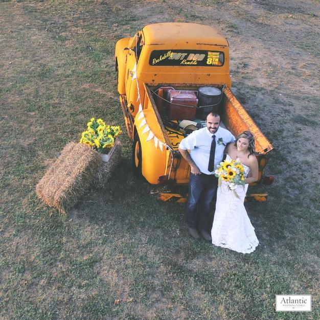Videographers in Fredericksburg - Atlantic Wedding Video