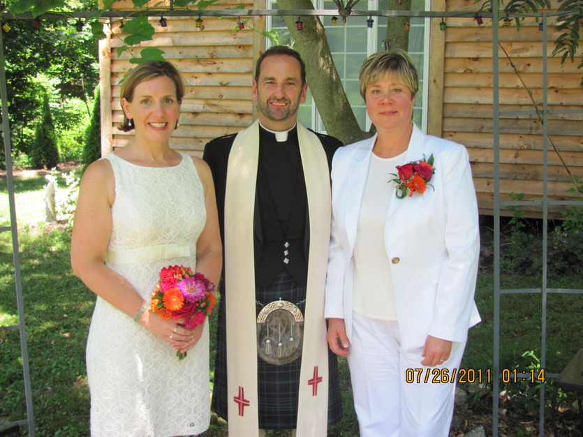Officiants in Beacon - Beacon Hermitage