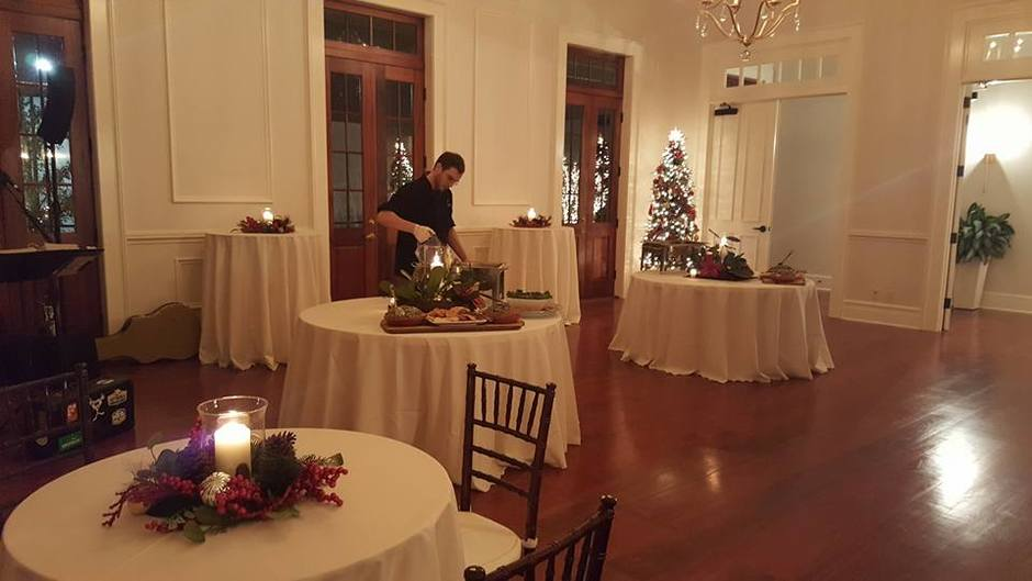 Reception Location in Fairhope - The Balcony on Church Street
