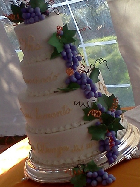 Cake in Pittsburg - Leticia's confections