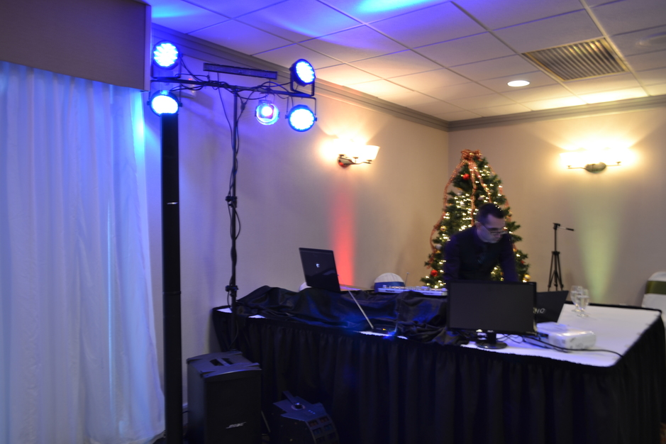 DJ in Homer City - Crisp Entertainment