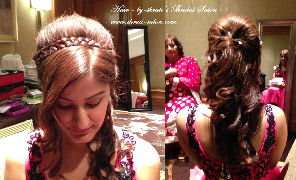Make-up / Hair Stylists in Aldie - SHRUTI'S BRIDAL MAKE-UP ARTISTRY - HAIR UPDO'S , Henna Artist , - 703-542-7199 ( Va/Dc/Md)