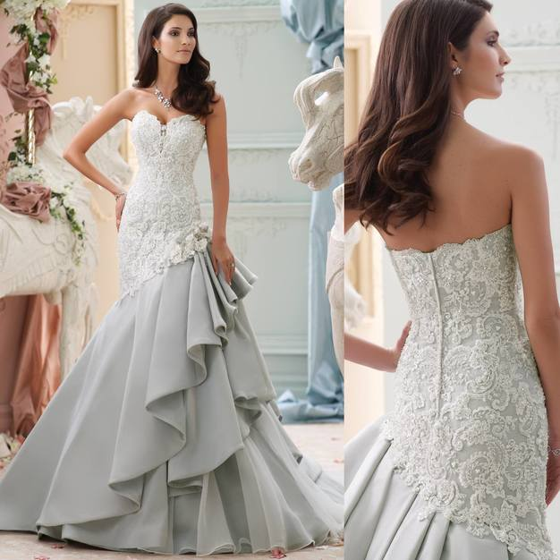 The Perfect Wedding Gown: PERFECT FIT BRIDAL TUXEDOS PROM