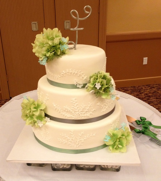Cakes by Gina Inc - Best Wedding Cake in West Palm Beach