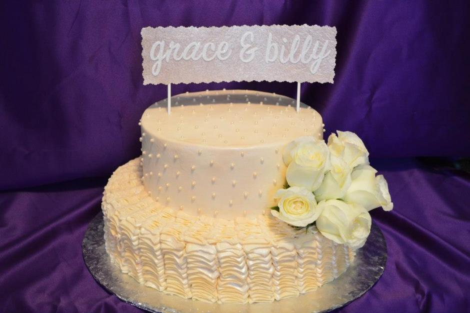 Frosted Perfections - Best Wedding Cake in Fort Worth