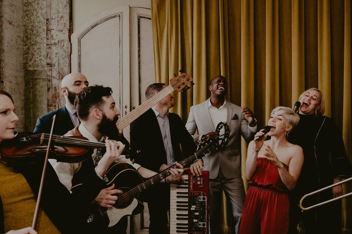 Silver Arrow Band - Best Wedding Musicians in Providence