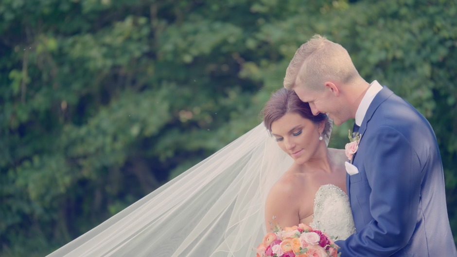Videographers in Fishers - Time Walk Wedding Video
